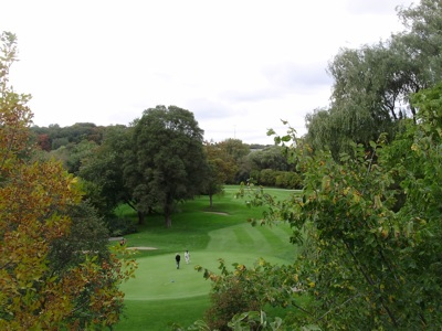 Don Valley Golf Course, York Mills, Toronto, Canada